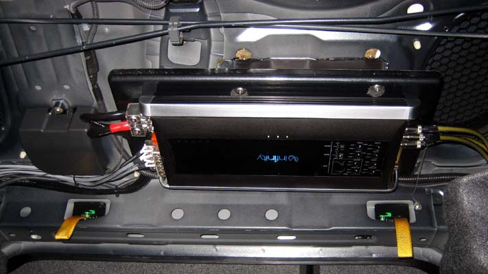 Infinity Kappa Five Installed In A 1g Acura Tsx 2004 Non